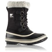 Bottes Canadiennes Sorel Femme Winter Carnival Black Stone