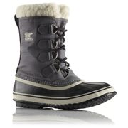 Bottes Canadiennes Sorel Femme Winter Carnival Pewter Black