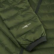 Berghaus Tephra Stretch Down Veste à capuche extérieure isolée pour hommes, vert