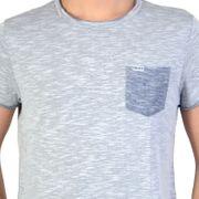 Tee Shirt Deeluxe S16194 Wyatt White