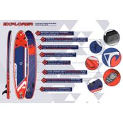 Pack Stand Up Paddle gonflable  EXPLORER 10'8