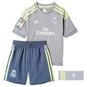 Adidas Real Madrid Away Kit 15/16