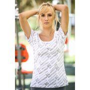 T-shirt Gena Blanc