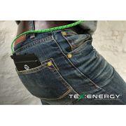 Batterie pliable magnétique TEXFLEX 3000 mAh