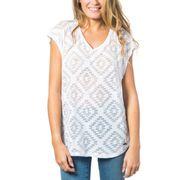 RIP CURL Farallo T-Shirt Mc Femme