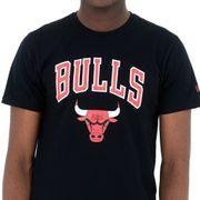 T-shirt New Era Logo Chicago Bulls