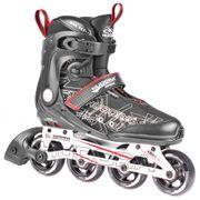 Hudora Inline Skate RX-23 - roller rouge - taille 44