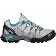 CMP - Tauri Low WP Femmes chaussures de randonnée (gris clair/bleu clair)
