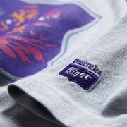 Tee-shirt manches courtes Onitsuka Tiger Tiger Head Tee