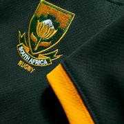 Maillot de rugby Afrique du Sud Asics Maillot Domicile Springboks 2014/15