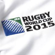 Maillot de rugby Afrique du Sud Asics Maillot Afrique du Sud ext�rieur 15/16 Fan