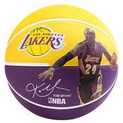 Ballon Spalding Player Kobe Bryant