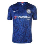 Nouveau Maillot Enfant Nike Chelsea FC Domicile Flocage Officiel N'Golo Kanté Numéro 7 Saison 2019/2020