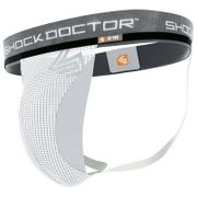 Support avec poche pour coquille Shock Doctor-M