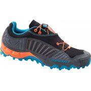 Chaussures Dynafit Feline SL gris noir orange bleu