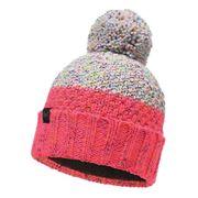Bonnet Buff Knitted Polar Hat Janna PrimaLoft Cloud rose gris pour femme