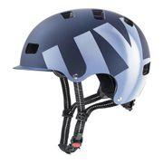 Casque Uvex Hlmt 5 Bike Pro foncé bleu mat