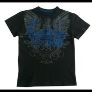 Tee shirt Rivaldi enfant noir