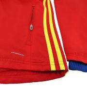 2016-2017 Spain Adidas Presentation Tracksuit (Red) - Kids