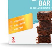 3 x Diet Bar 35 g - Brownie au Chocolat