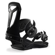 Fixations De Snowboard Union Falcor Black