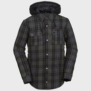 Volcom Field Ins Flannel Black S
