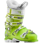 Chaussures De Ski Rossignol Alltrack 90 W Jaune Femme