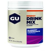 Boisson d'effort Gu Energy Drink mix myrtille/grenade (840g)