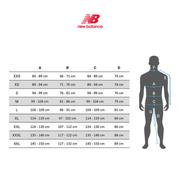 New Balance - Impact short 5in Hommes course short (noir)