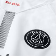 Maillot third junior blanc PSG 2018/19-6/8 ans