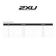 Combinaison de triathlon 2XU Perform Front Zip noir