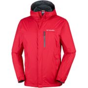 Columbia Pouring Adventure II Jacket Mountain Red XS