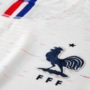 Maillot extérieur authentique France 2018-XXL