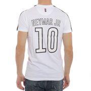 DC Action Neymar Batman Homme Tee-shirt Football Blanc Psg