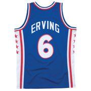 Maillot Philadelphia 76ers Julius Ervin #6