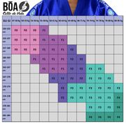 Kimono de JJB femme Boa Jogo No Chao 3.0 Bleu