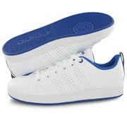 Adidas Neo Advantage Vs blanc, baskets mode enfant