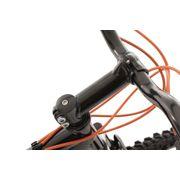 VTT tout suspendu 26'' Bliss noir-orange TC 47 cm KS Cycling