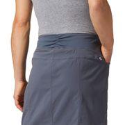 Jupe Mountain Hardwear Dynama grise bleutée femme