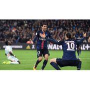 Maillot domicile PSG 2015/2016 Ibrahimovic L1