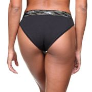 Culotte femme Calvin Klein Qf4950e Bikini 001 Noir