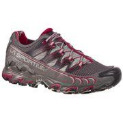 Chaussures La Sportiva Ultra Raptor gris rouge femme