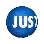 Ballon Nike 1000 softset outdoor volleyball bleu/blanc