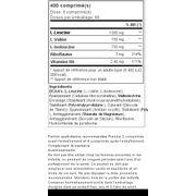 BCAA Complex 3100 400 tabs - naturel