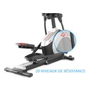 Vélo Elliptique ProForm Fitness New Endurance 420E