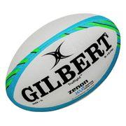 Ballon de rugby Gilbert Zenon XV-6 Entrainement (taille 5)