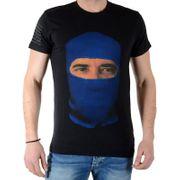 Tee Shirt Eleven Paris Capose M Noir