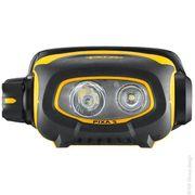 LAMPE FRONTALE MULTISPORT  Lampe frontale Pixa 3 - Mixte - Noir et jaune