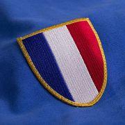 France 1968 Olympics Short Sleeve Retro Maillot 100% cotton