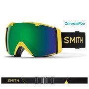 Masque De Ski/snow Smith I/o Citron Glow Chromapop Sun Green Mirror